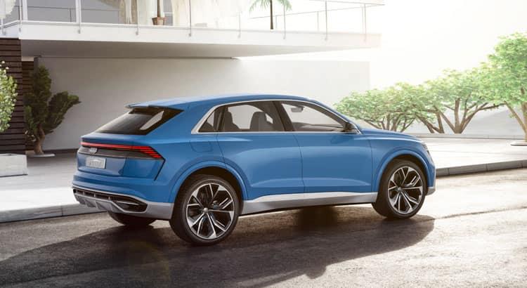 Audi Q8 concept > 01 > 2017 > Audi España