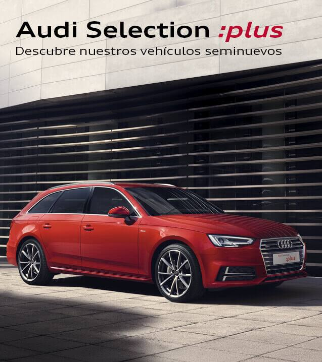 Audi Selection: plus