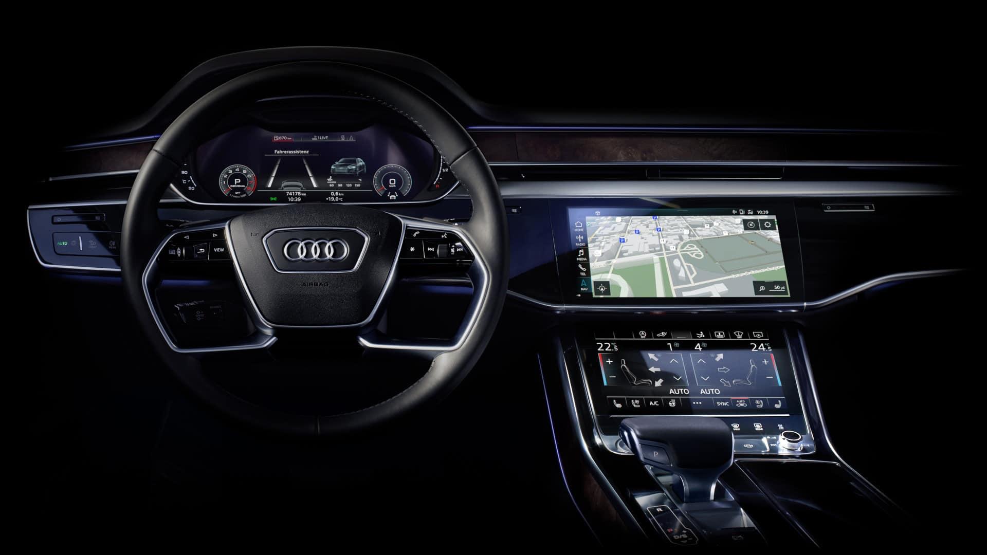 Nuevo Audi A8 > A8 > Audi España
