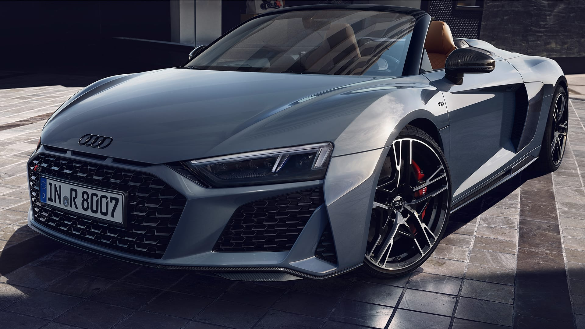 2020 Audi R8 V10 Spyder History